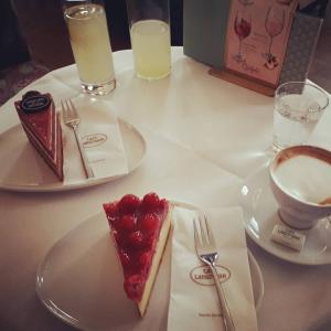ウィーン旅行:カフェ巡り♪