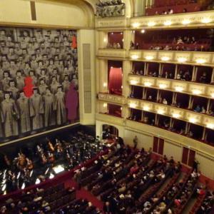 ウィーン旅行:国立オペラ座