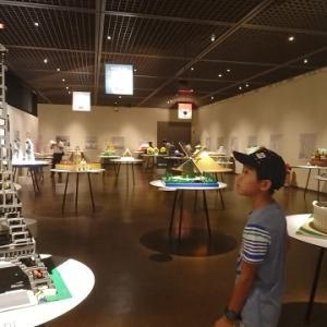 レゴ展と科学館 2018