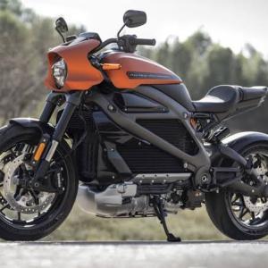 新型Harley-Davidson