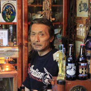 74年前のバイクで琵琶湖ツーリングwith 川ちゃん