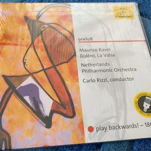 もう一つのリバース盤「ボレロ」