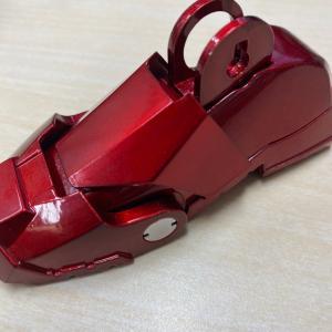 アイアンマンのブーツ
