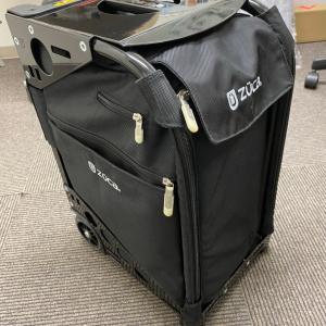 zucaのキャリーバッグ
