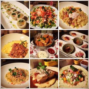 パーティープランのお料理たち
