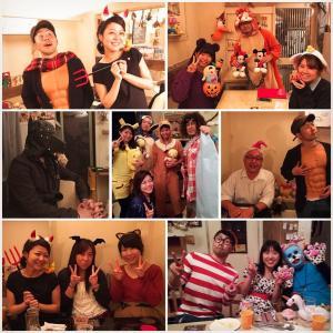 ハロウィン週間 みんなの仮装とお料理