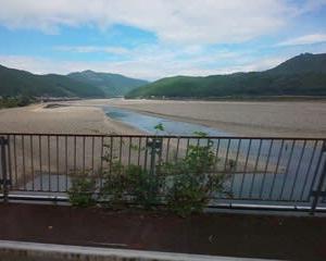 夏休みにGoTo熊野~その9 川下りは出来ず(T_T)