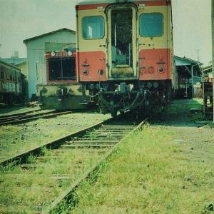 鉄道少年の夏 70年代 島原鉄道その5