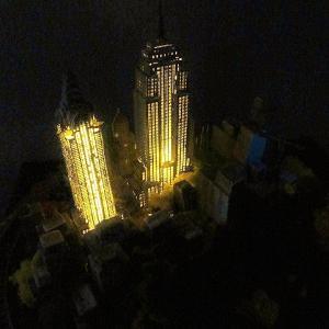 盆ラマ注文製作致します。「ニューヨーク、ニューヨーク」