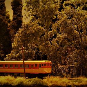2004年製作 鉄道少年舎 Nゲージレイアウト「岬列車」