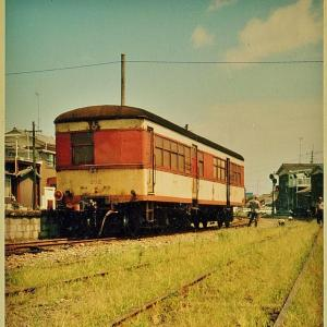鉄道少年の夏 70年代 島原鉄道
