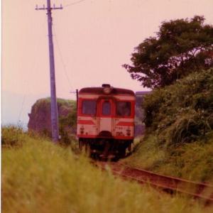 鉄道少年の夏 70年代 島原鉄道 その2