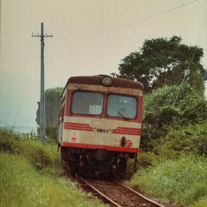 鉄道少年の夏 70年代 島原鉄道 その3