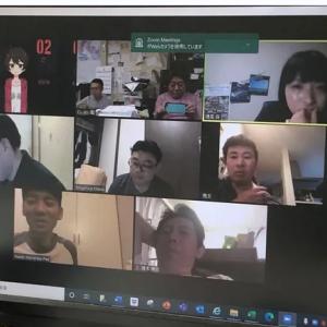 れいめい塾web会議