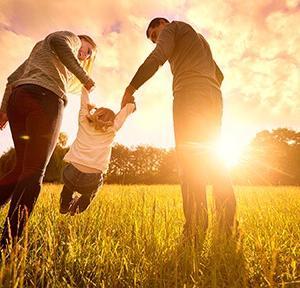 過ごした時間が家族を作る。