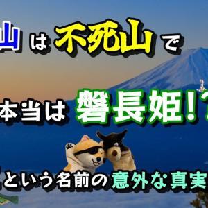 富士山は不死山!神社という名前の謎を暴く!