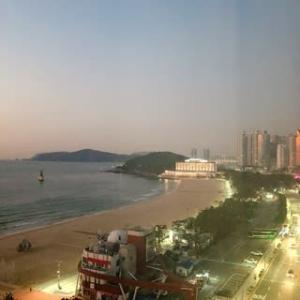 2019⑦in釜山2泊3日♡ ~海雲台からの日の出散歩♪