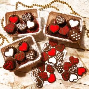 バレンタインスイーツ♡2020 ~アイシングクッキー&カップケーキ~