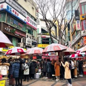 2020➀初詣in釜山2泊3日♡ ~シアホットク♥さよなら釜山