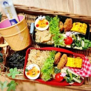 648円スーパープレミアムを食べる(笑)♡ ~可愛い♡お弁当~