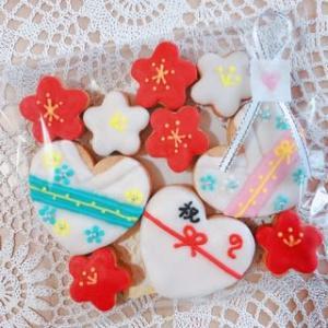 梅雨明け…てなーい(笑) ~浴衣♡アイシングクッキー~