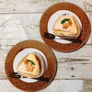 趣味はダイエット、特技はリバウンドです(笑) ~お豆腐チーズケーキ♡~
