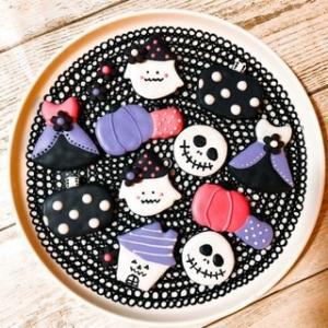 は~い♡ハロウィン! ~アイシングクッキー♡~