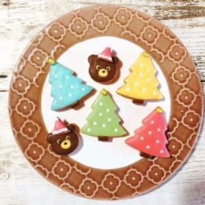2020クリスマスお菓子、始めました☆ ~クリスマス☆アイシングクッキー~