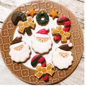アイシングぅ、楽しぃ♡ ~クリスマス☆アイシングクッキー~