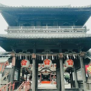 ハートの神社♡で願うこと。。。 ~恋木神社♡~