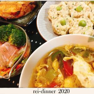 おからしゅうまい!で健康的な晩御飯☆彡.。