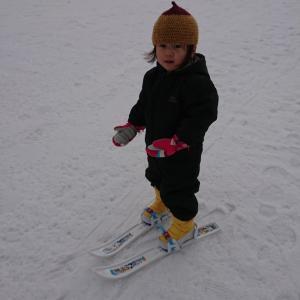初スキーと水栓