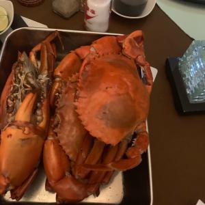蟹、やす〜
