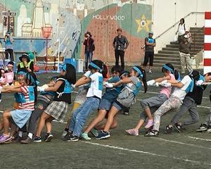 学区運動会!