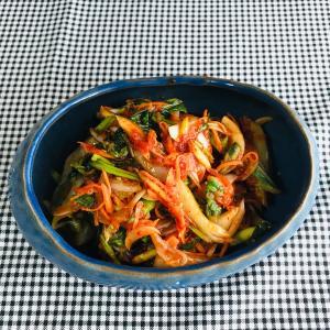 白菜のコッチョリ(浅漬けキムチ)を作りました![Zoom]日韓交流+韓国お料理