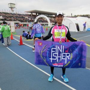 奈良マラソン2019完走しました。
