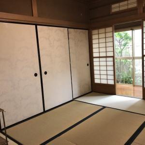 和室の畳効果
