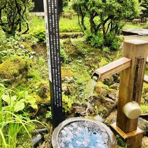 湧水とラムネ