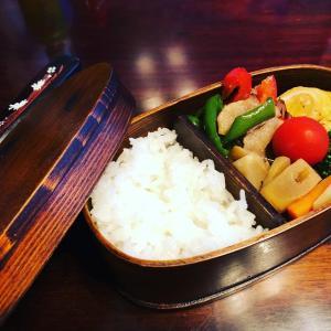 いつもの通勤路 旬の食材、姫竹