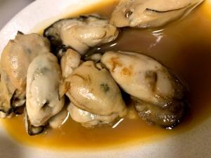 牡蠣の季節になりました