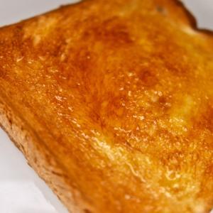 メープルシロップ と シェ・カザマの食パン