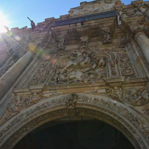 北スペイン 6-4 レオン サン・マルコス修道院(ホテル)