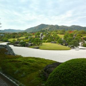 足立美術館(日本庭園) 島根