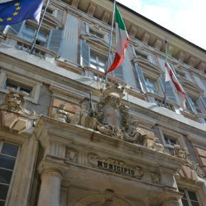 北イタリア 6−5 ジェノバ 5 白の宮殿