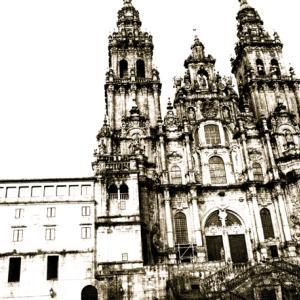 北スペイン 7-9 サンティアゴ・デ・コンポステーラ大聖堂 サンティアゴ・デ・コンポステーラ