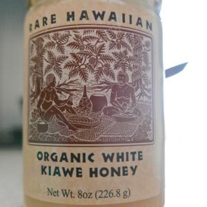 はちみつ Rare Hawaiian Organic White Honey