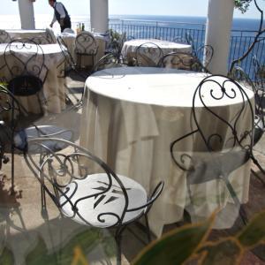 南イタリア 9-3 ポジターノ Restaurant Calajanara