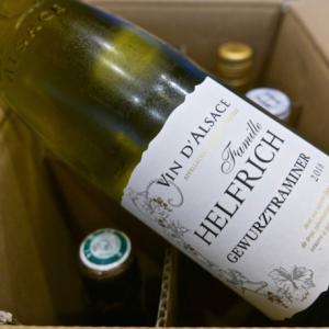 ワインセット フランス・アルザス地方のワインを識る!同一生産者飲みくらべ