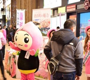 【イベント】1 /18(金)〜19(土)JR仙台駅で桑折町観光PRをしてきたよ!