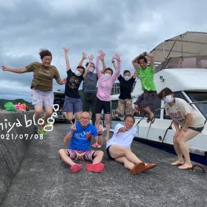 奄美大島ツアー初日完結!!(まだあるのー!?笑)